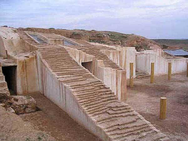ziggurath-ebla